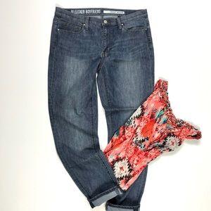 DKNY Bleecker Boyfriend Jeans